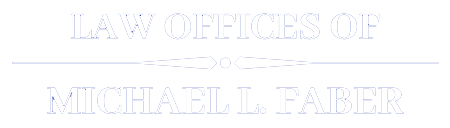 Law Offices of Michael L. Faber Logo